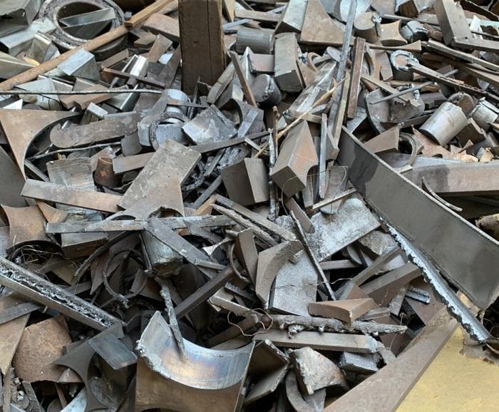 tái chế kim loại