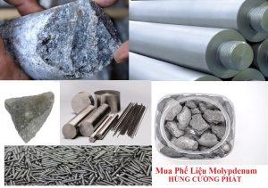 Phế liệu Molypdenum